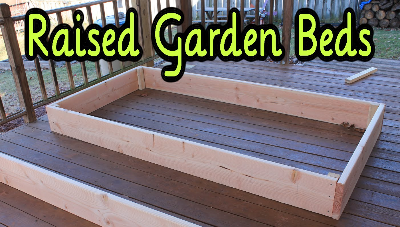 gardening how to build a diy raised garden beds